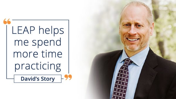 Make your law firm more productive, save time and practice more - David's testimonial