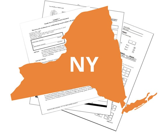 New York legal forms for lawyers - LEAP has a full library included with document automation