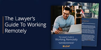 Download The Lawyer's Guide to Working Remotely - Stay productive outside of the office
