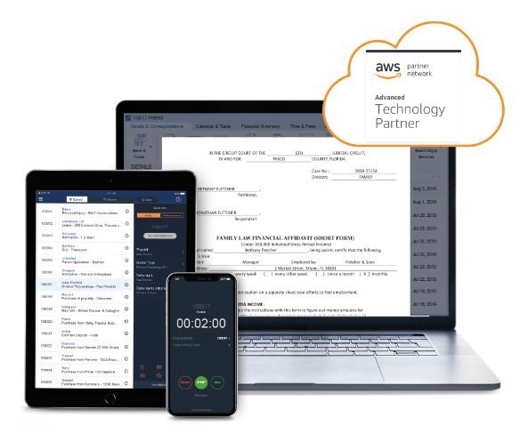 Cloud software means working from anywhere - LEAP Mobile App